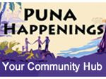 puna hawaii happenings