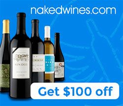 Naked Wines - $100 off
