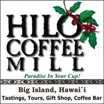Hilo Coffee Mill | Tastings, Tours, Gift Shop, Coffee Bar