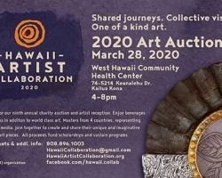 HawaiiArtist Collaboration Annual Auction and Fundraiser
