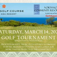3rd Annual N. Kohala Community Resource Center GOLF TOURNEY