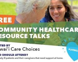 Community Healthcare Resource Talk