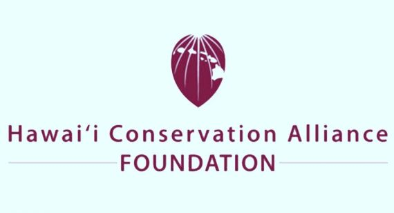 Hawai'i Conservation Alliance Foundation (HCA