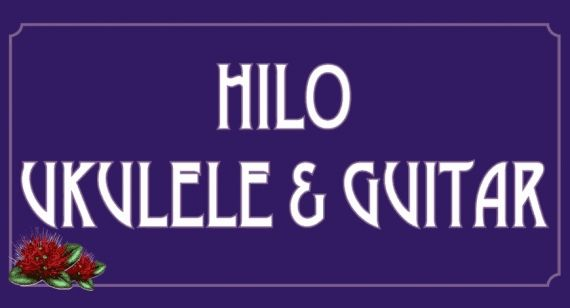 Hilo Ukulele and Guitar