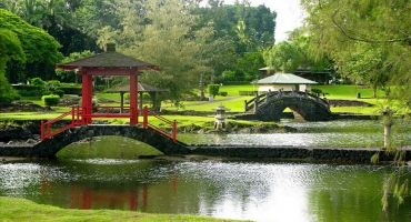 Liliuokalani Park and Gardens